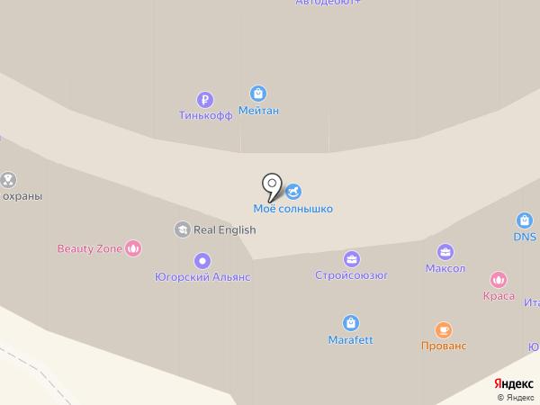 А-ГРУПП на карте Тобольска