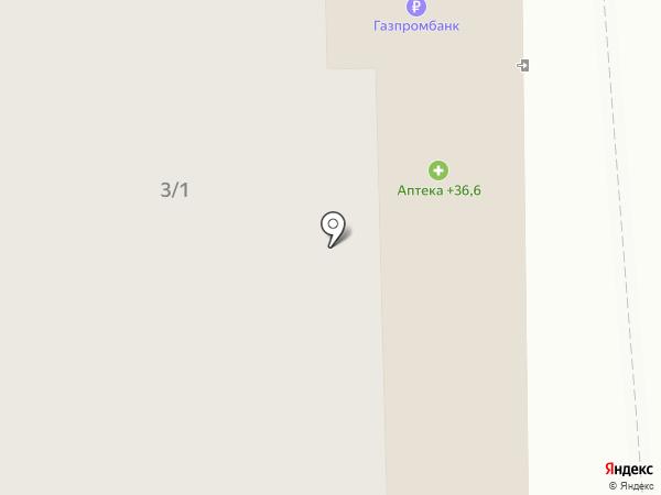 Детская Страна на карте Тобольска