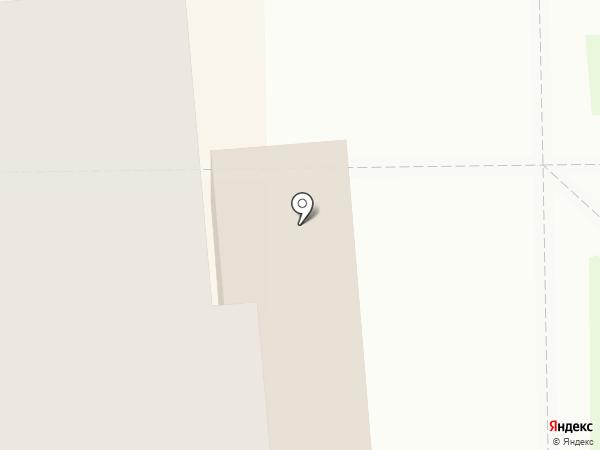 1-й комиссионный на карте Тобольска