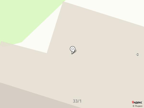 Охотничий домик на карте Тобольска