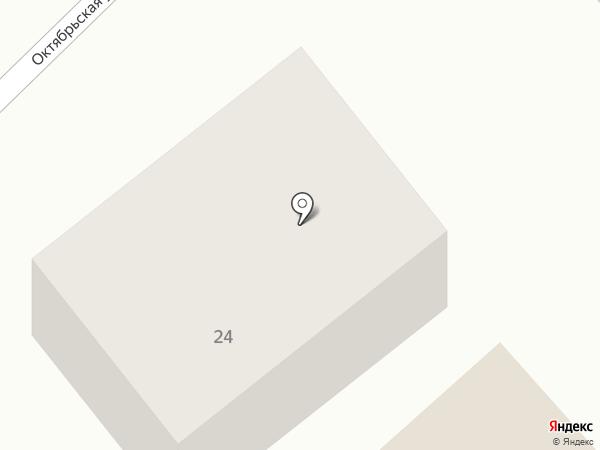 Юнион-Сервис на карте Тобольска