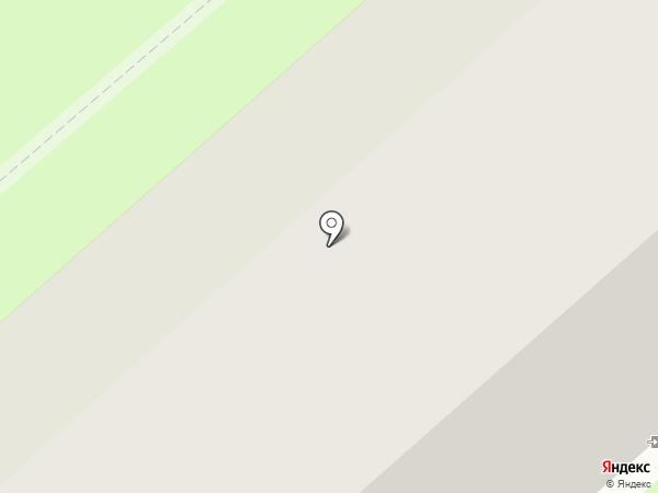 Фантазия на карте Тобольска