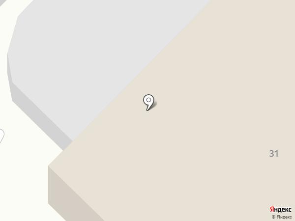Хлебодар на карте Тобольска