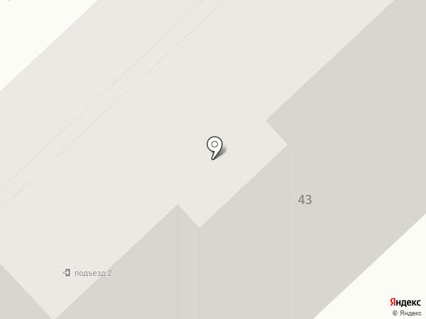 Тобольск-Хладторгтех на карте Тобольска