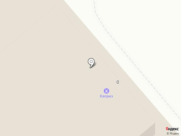 Аварийная замочная служба на карте Тобольска