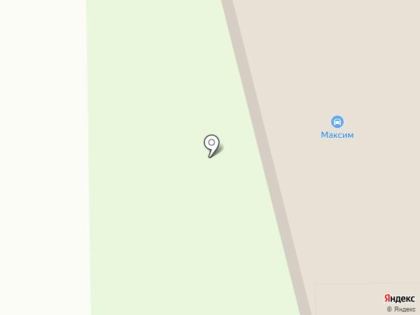 Магазин женской одежды на карте Тобольска