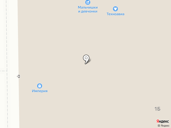 Империя на карте Тобольска