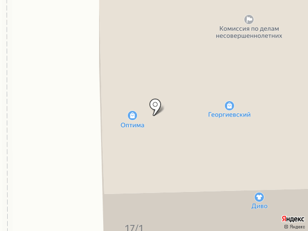 Диво на карте Тобольска