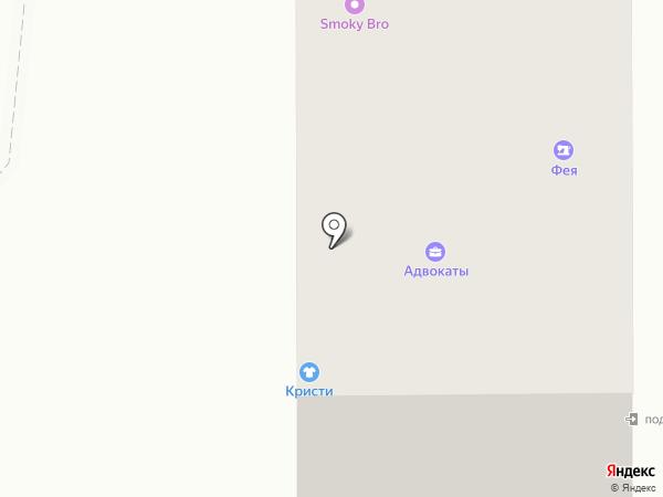 Сеть ювелирных салонов на карте Тобольска