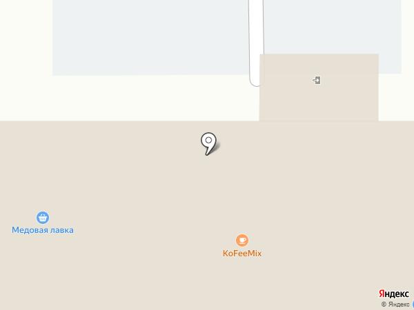 Яркие Детки на карте Тобольска