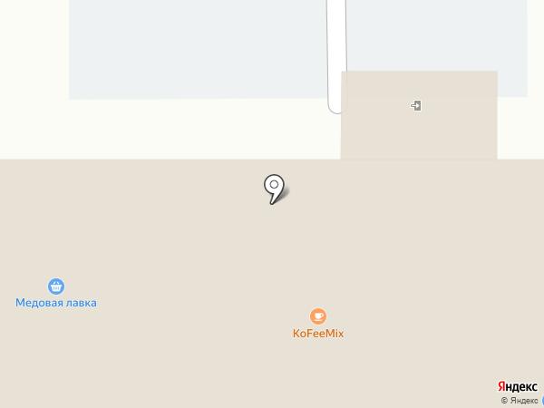 Mirra-M на карте Тобольска