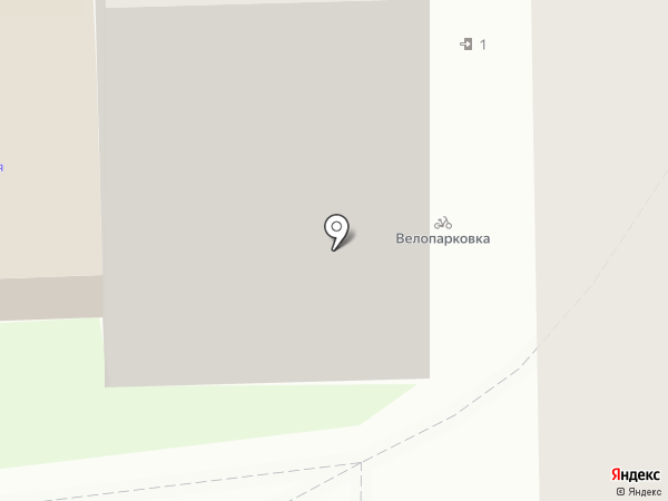Ладья на карте Тобольска