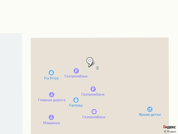 Вверх на карте Тобольска
