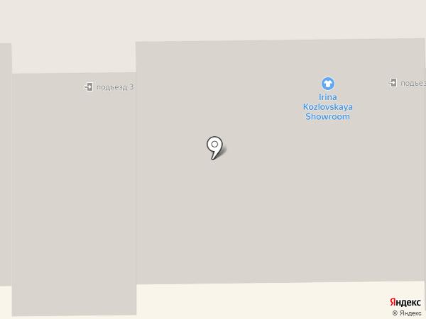 Сеть на карте Тобольска