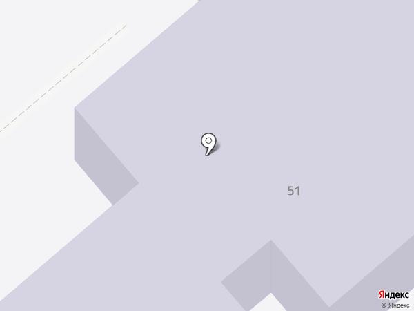 Детский сад №7 на карте Тобольска