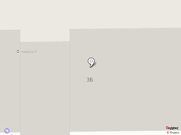 Елена на карте Тобольска