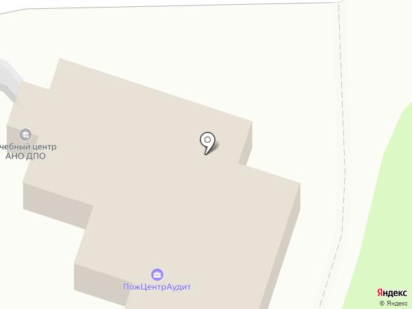 Центр Комплексной безопасности на карте Тобольска