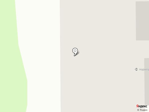 Центр Упаковки на карте Тобольска