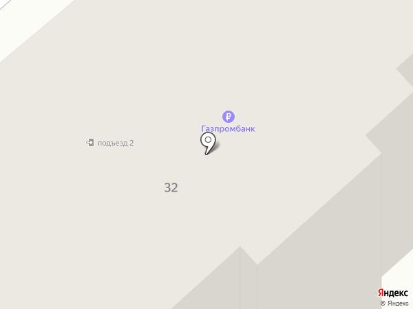 Мастер-Дент на карте Тобольска