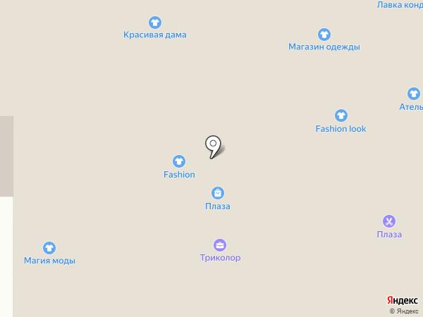 ZimaLeto на карте Тобольска