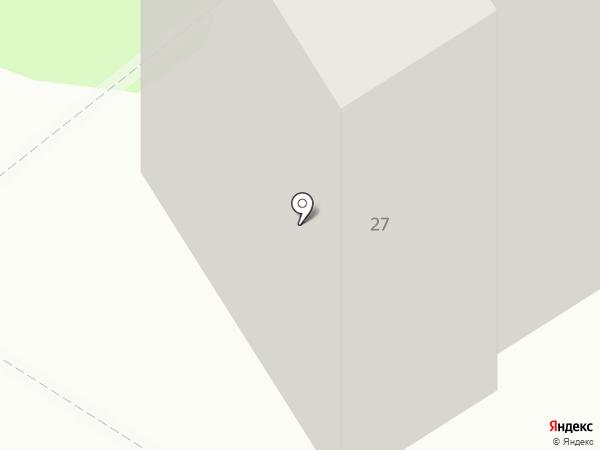 Аптечный пункт на карте Тобольска