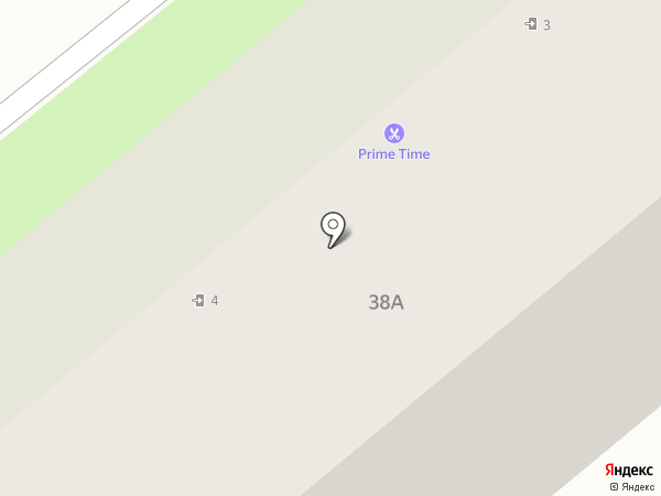Прайм-Тайм на карте Тобольска