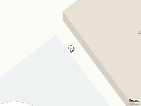 Предрейсовый осмотр на карте Тобольска