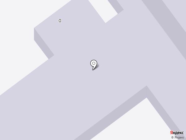 ТГСПА на карте Тобольска