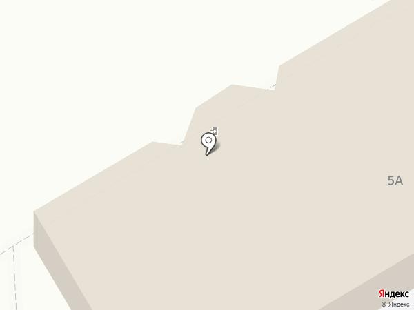 Магнит-Косметик на карте Тобольска