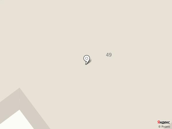 Лотос на карте Тобольска
