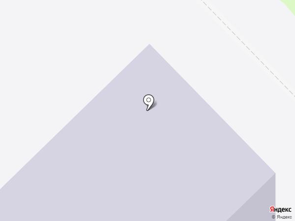 Средняя общеобразовательная школа №4 на карте Тобольска