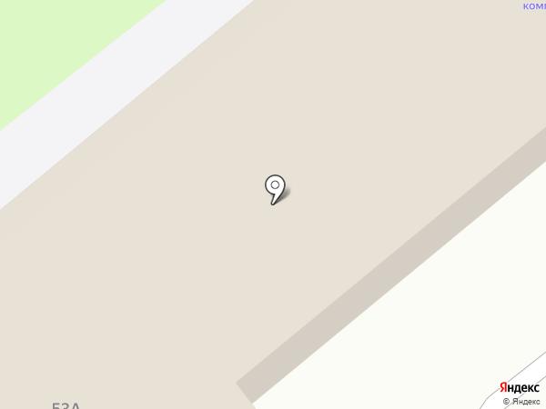 Многопрофильная компания на карте Тобольска