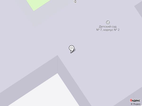 Детский сад №38 на карте Тобольска