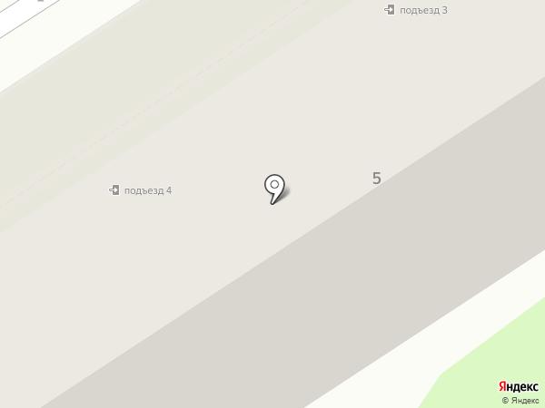 ЖЭУ на карте Тобольска