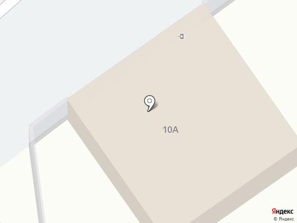 Автомир на карте Тобольска
