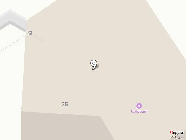 Закрома на карте Тобольска