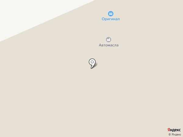 Камаз-Трек на карте Тобольска