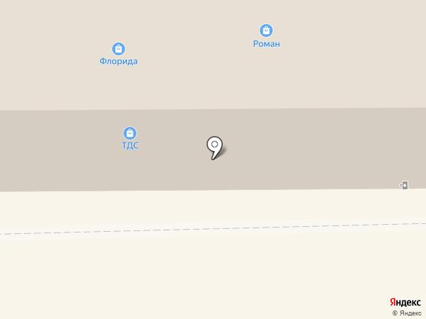 Едим дома на карте Тобольска