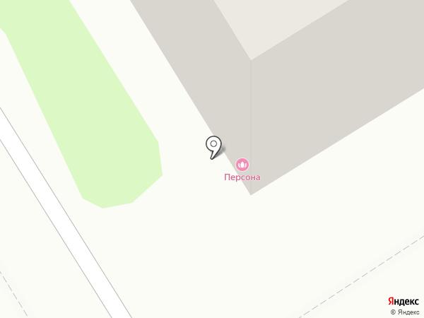 Персона на карте Тобольска