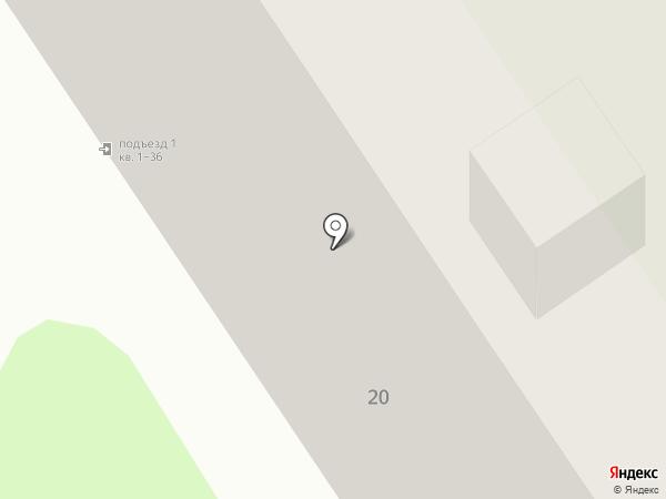 Золушка на карте Тобольска