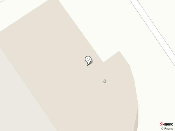 Престо на карте Тобольска