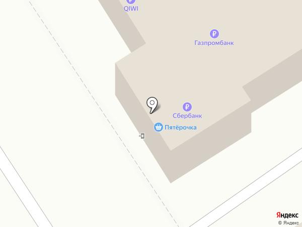 WAY на карте Тобольска