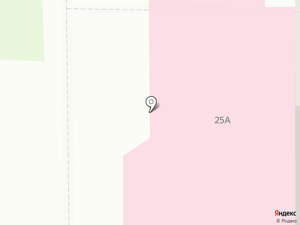 Медоптика на карте Тобольска