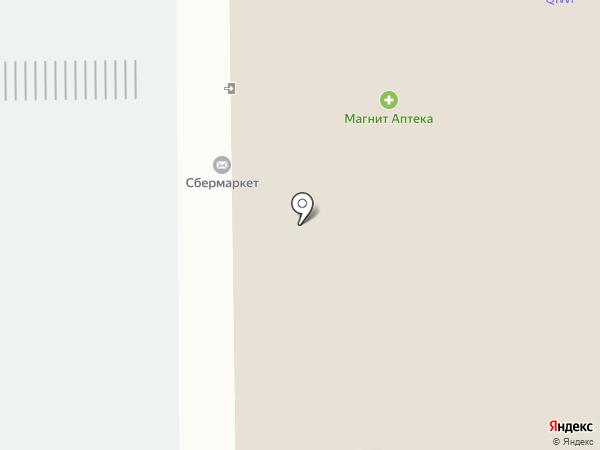 Mybox на карте Тобольска
