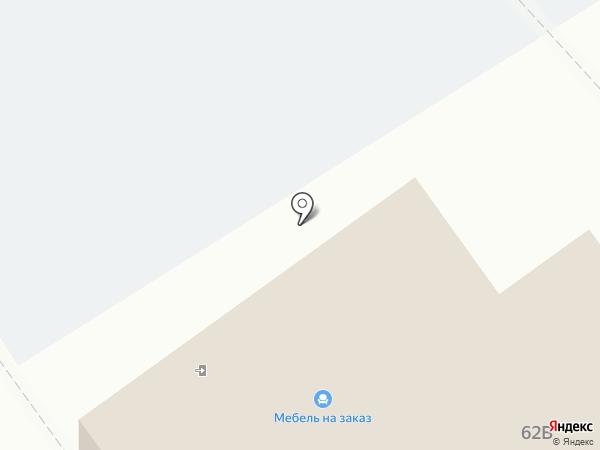 Производственная компания на карте Тобольска