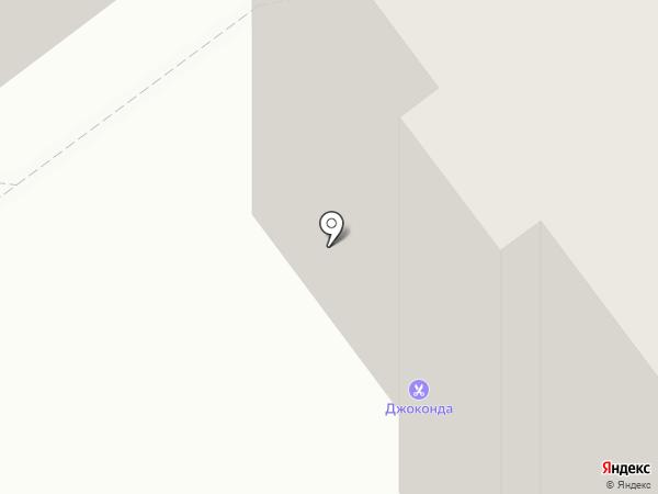 Джоконда на карте Тобольска