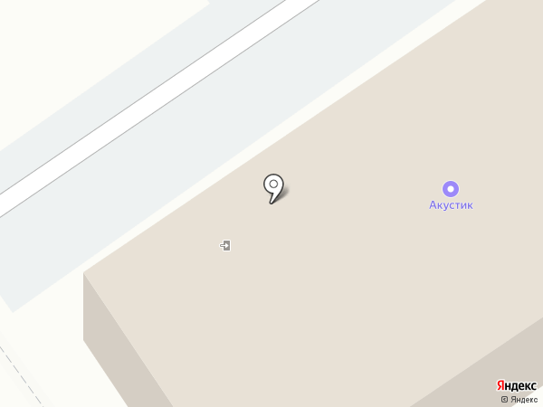 Центр строй на карте Тобольска