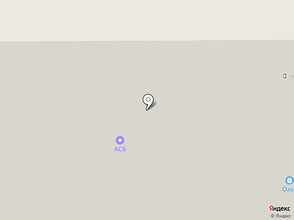 Сауна на карте Тобольска