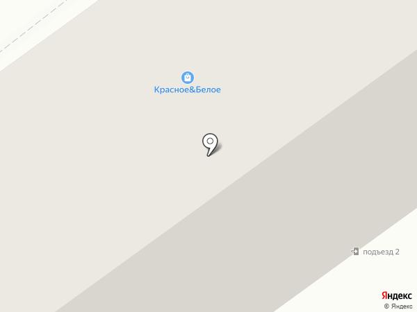 Interno на карте Тобольска