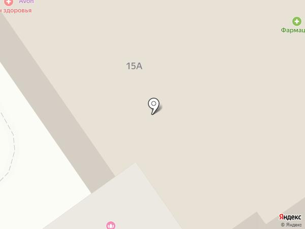Фармация на карте Тобольска